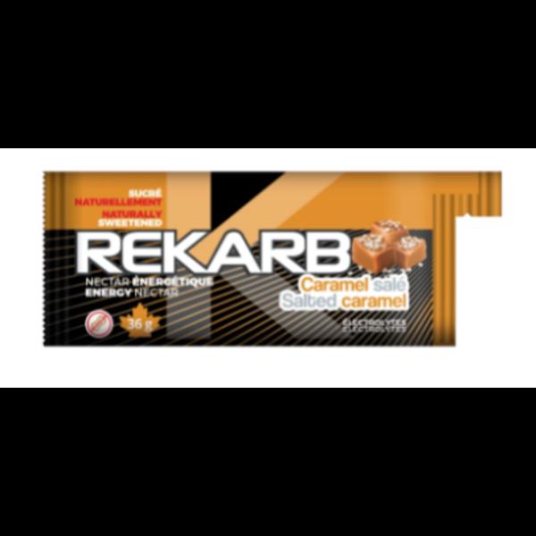Rekarb nectar énergétique caramel salé