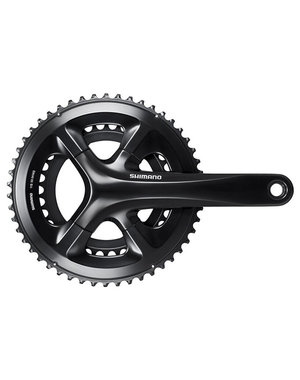 Shimano, FRONT CHAINWHEEL, FC-RS510, FOR REAR 11-SPEED, 165MM, 46-36T