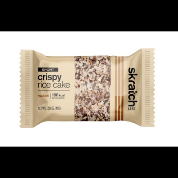 Skratch Labs - Sport Crispy Rice cake : Guimauve single