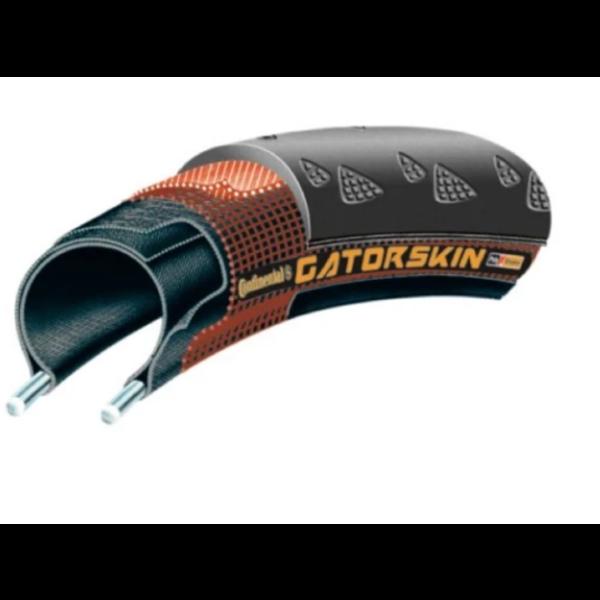 Continental, Pneu GATORSKIN 700X32mm, Noir, Wire Bead