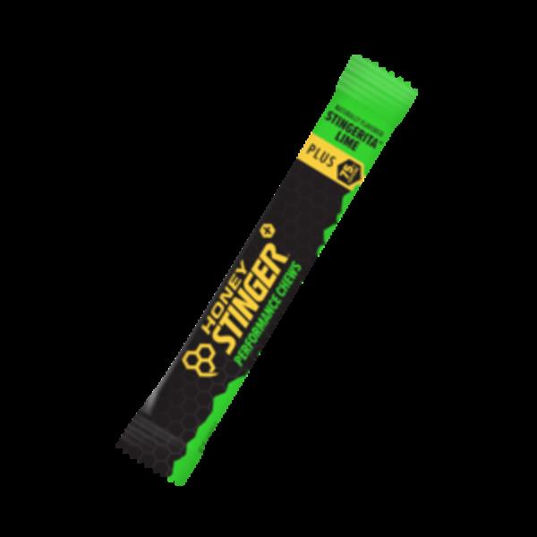 Honey Stinger, Plus Performance Chews, Chews, Stingerita/Lime single
