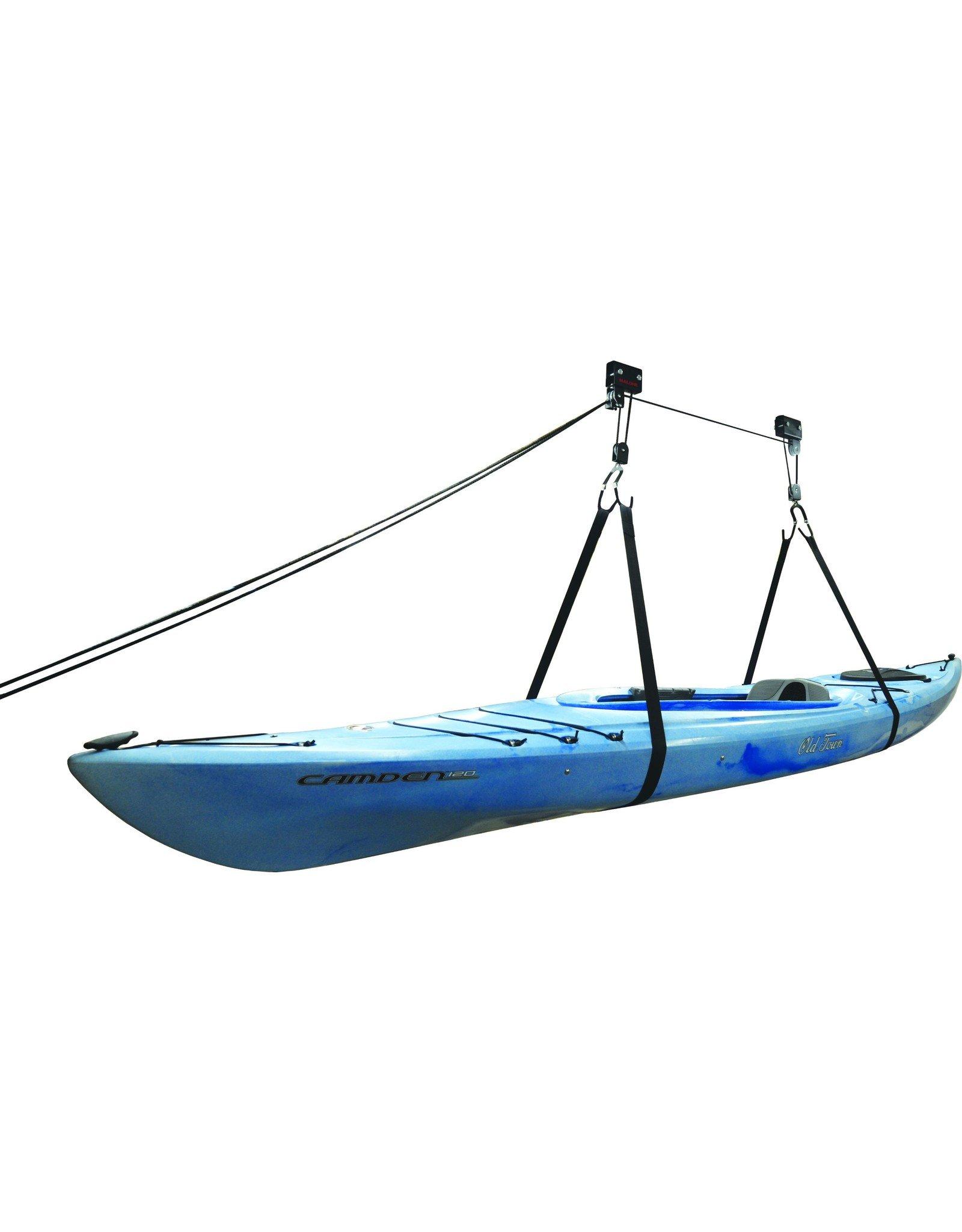 Malone Auto Rack Malone Kayak Hammock™ Deluxe hoist system