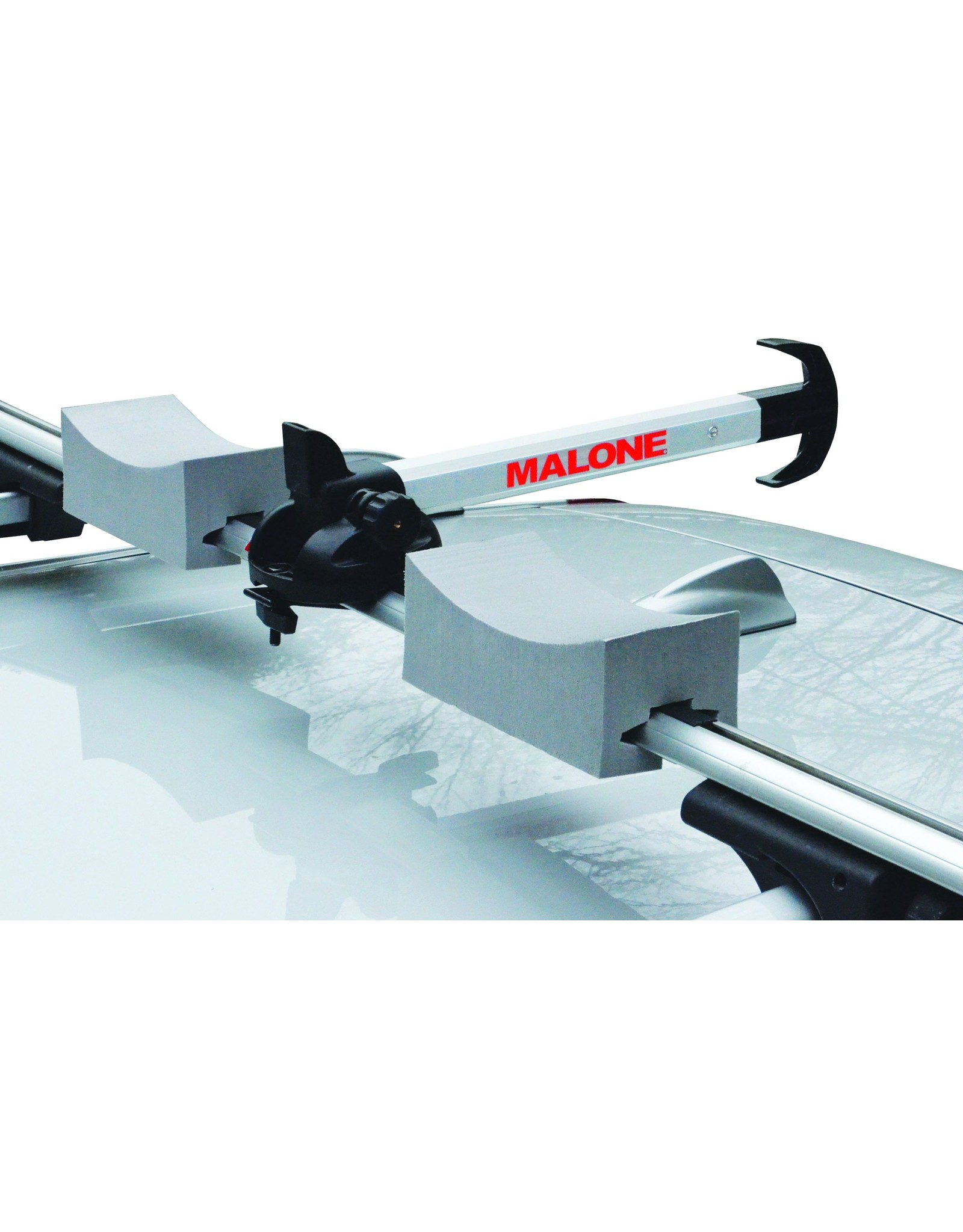 Malone Auto Rack Malone Stax Pro2 Kayak Carrier w/ Tie-Downs