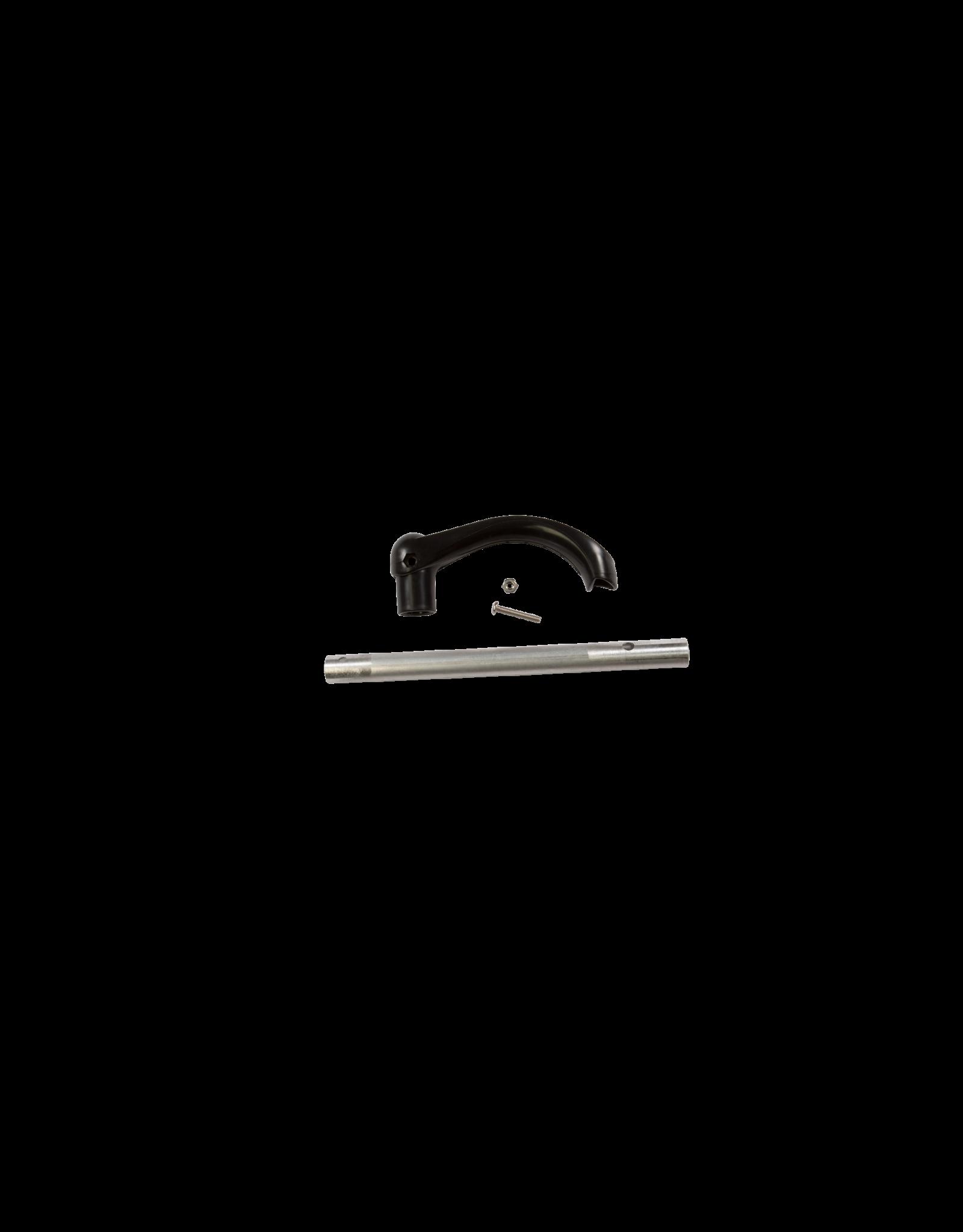 Pelican Pelican Pedal Boat Steering Kit in Black