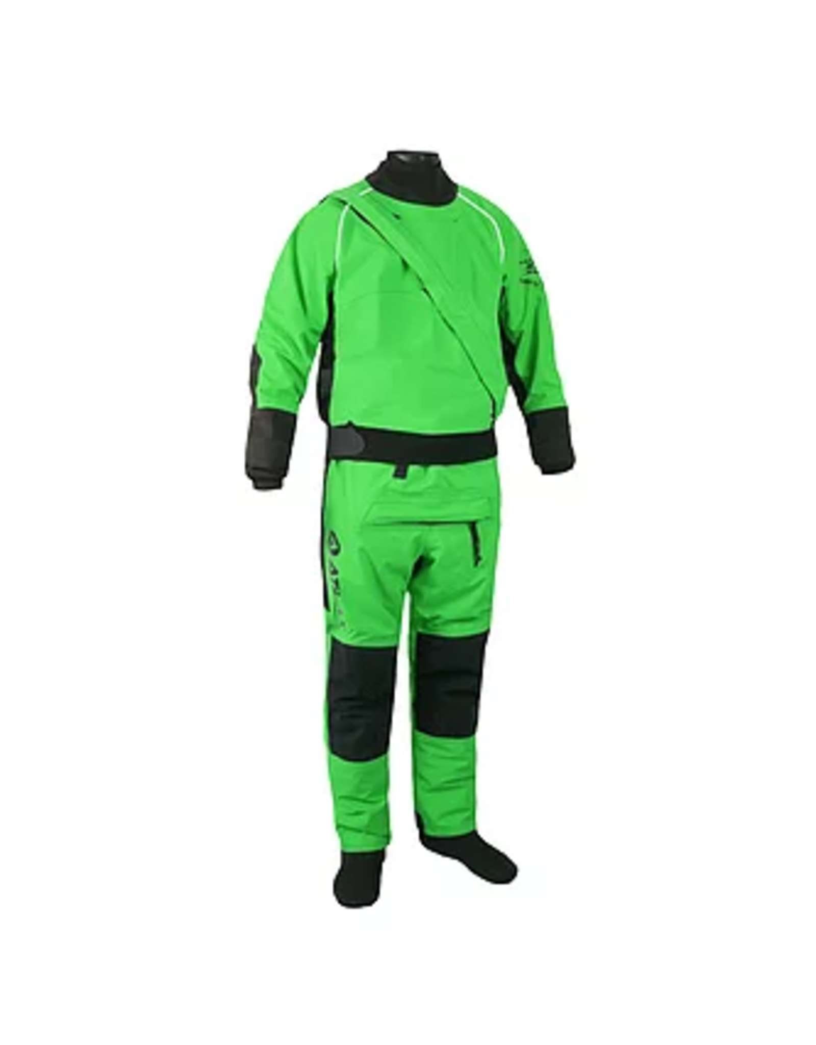 Atlan Mista Front Entry Dry Suit With Relief Zipper