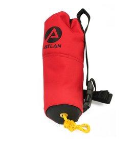 Atlan Atlan Conical Throw Bag, 50 ft of 6.4mm Rope Single Braiding