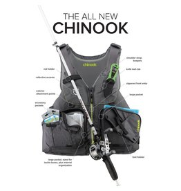 NRS NRS Chinook Fishing PFD