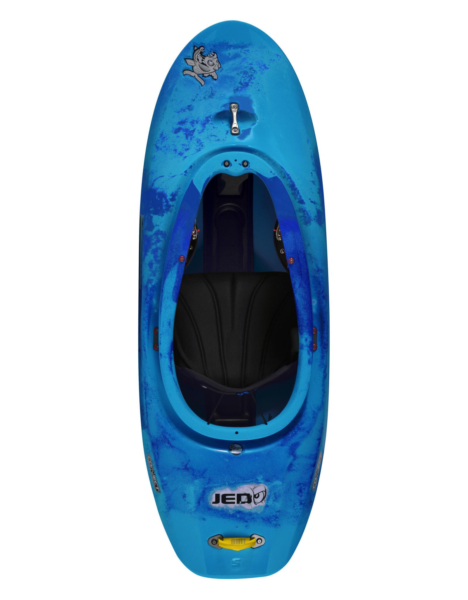 Pyranha Pyranha kayak Jed Stout