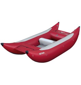 Star Star Catarafts Slice XL Paddle Rouge