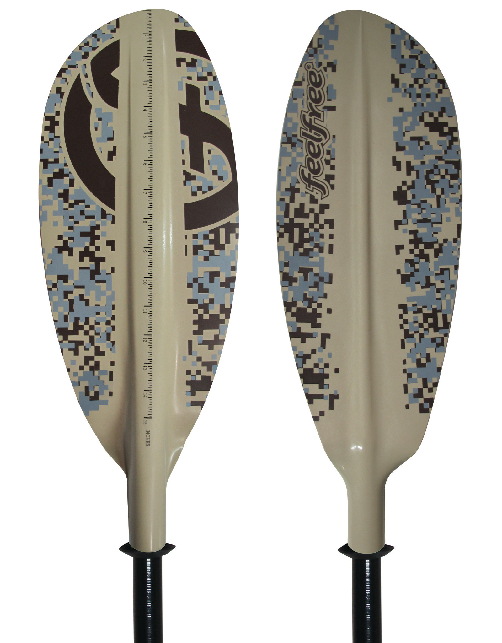 Feelfree Kayaks Feelfree Pagaie Camo Serie Angler