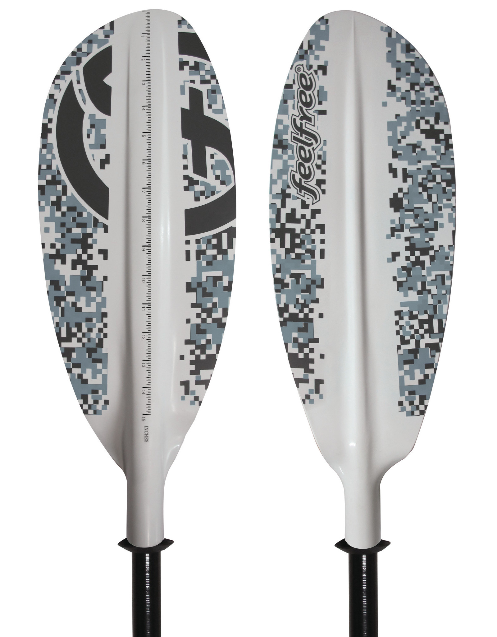 Feelfree Kayaks Feelfree Camo Paddle Serie Angler