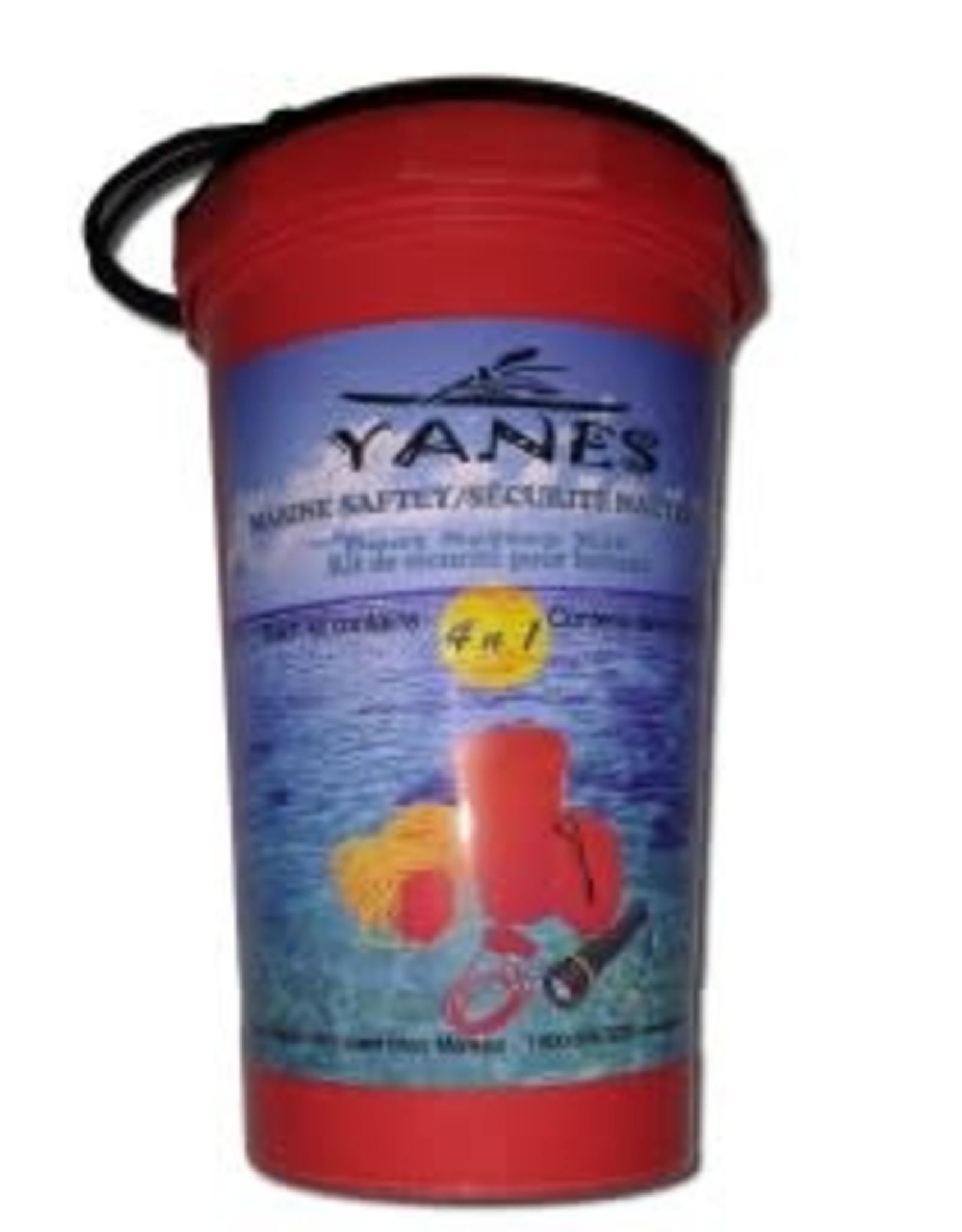 Yanes Yanes Ensemble de Sécute Nautique