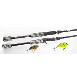 Cashion Rods Cashion Rod Kayak Cranking 7' Mod-Fast, Med-Hvy