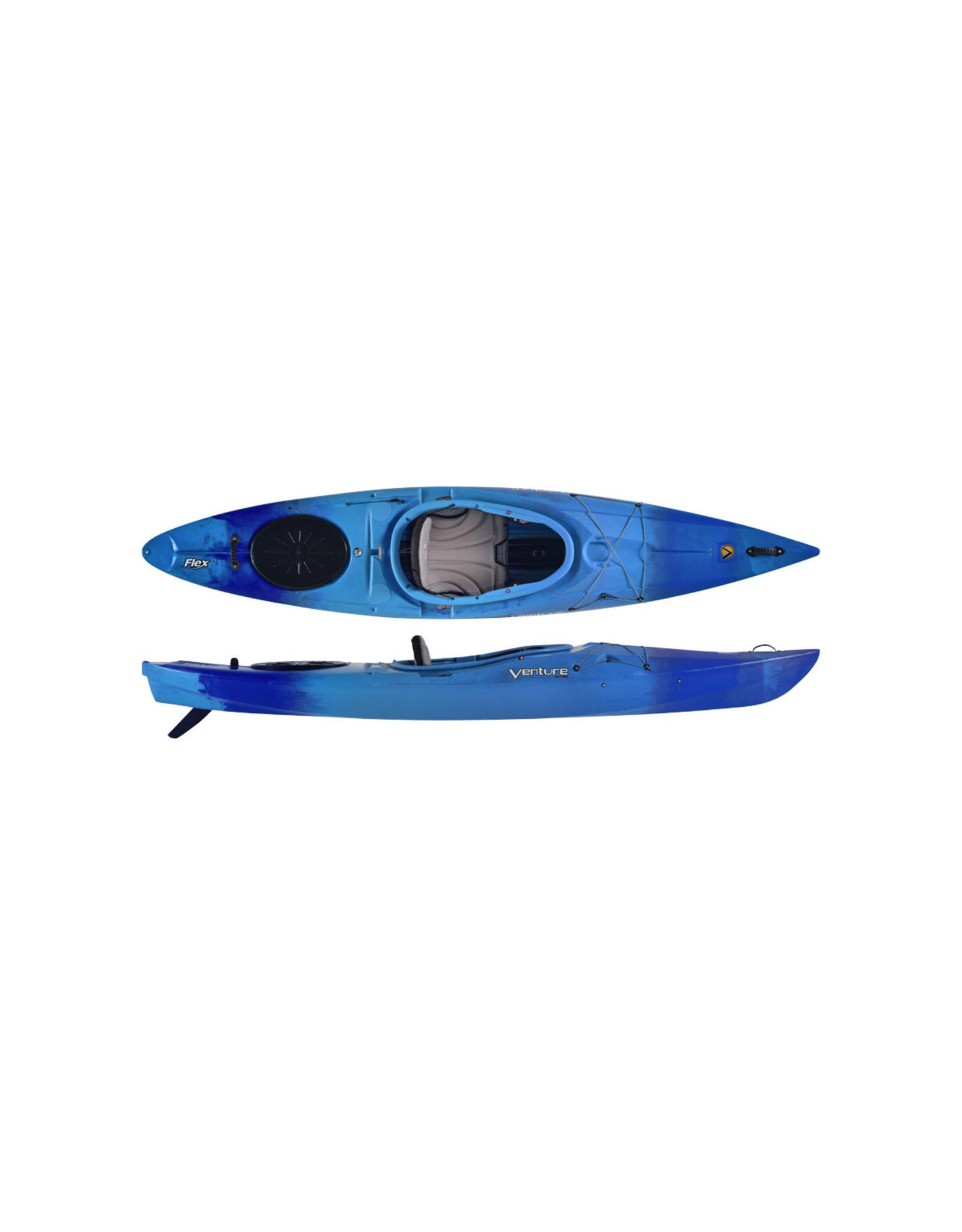 Venture Venture kayak Flex skeg
