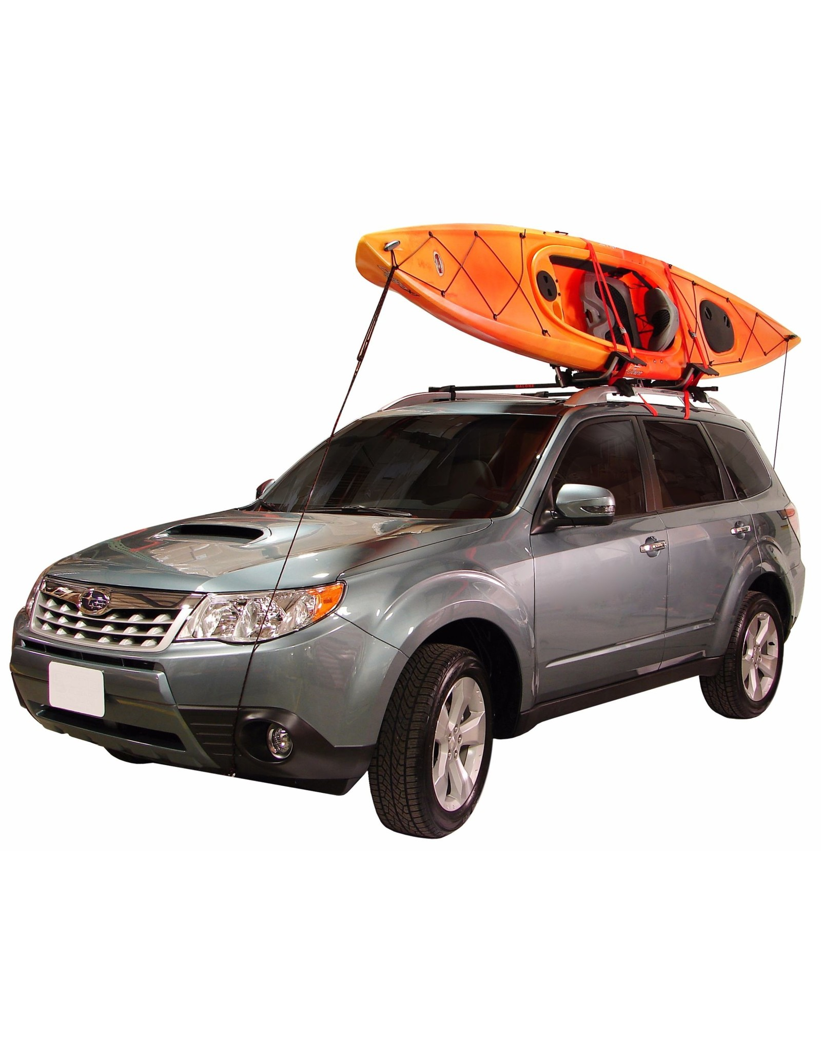 Malone Auto Rack Malone DownLoader Kayak Carrier with Tie-Downs