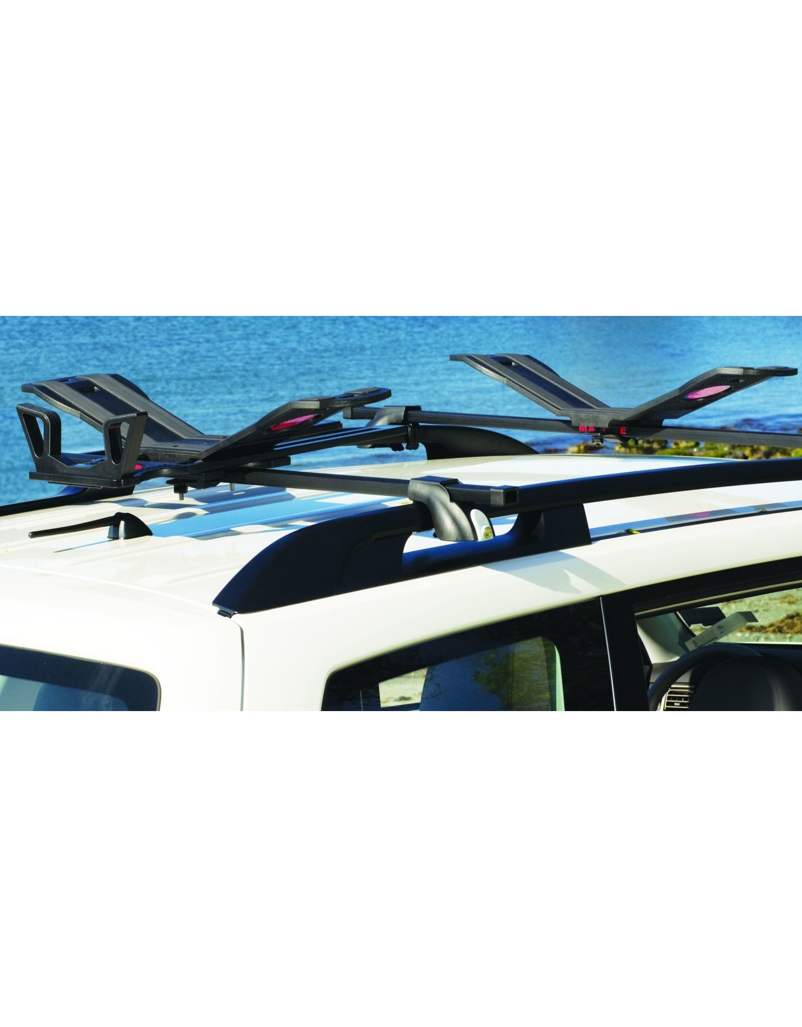 Malone Auto Rack Malone SeaWing Kayak Carrier with Stinger Load Assist Combo