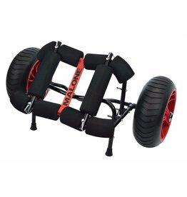 Malone Auto Rack Malone YakHauler™ 250 Heavy Duty boat cart