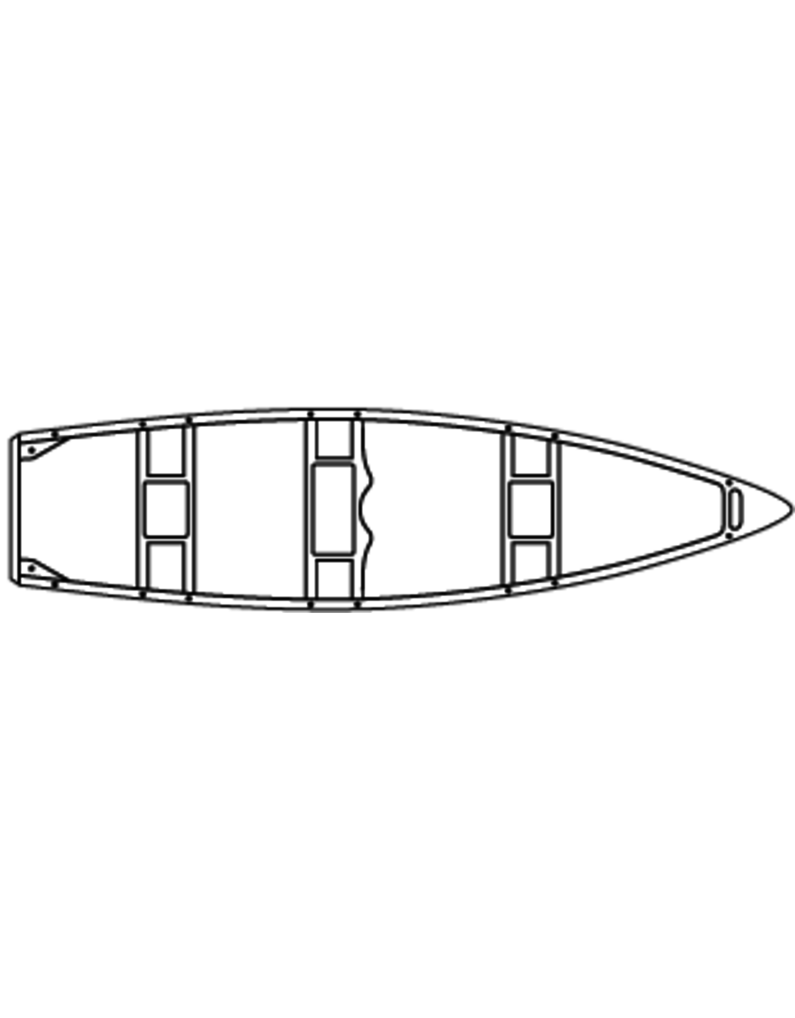 Esquif Esquif T-Formex canoe Mallard