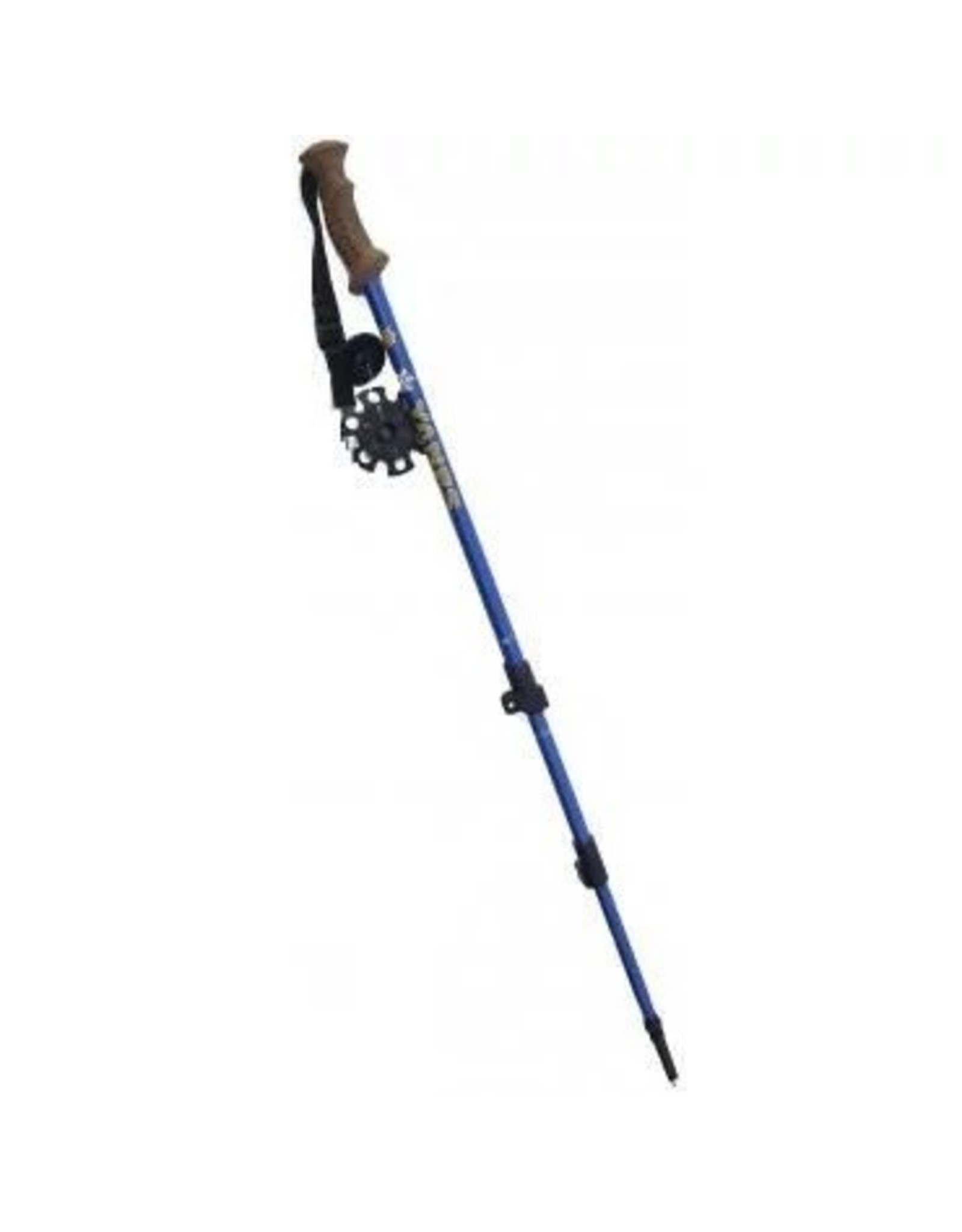Yanes Walking stick telescopic with Click Cork Handle