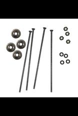 """Esquif Esquif stainless steel screw 6 """" (4/pqt)"""