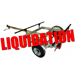Malone Auto Rack Malone XtraLignt Trailer (Liquidation)