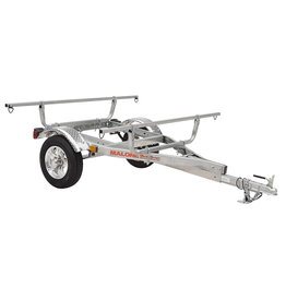 Malone Auto Rack Malone MicroSport™XT trailer aluminum wheels / retractable tongue