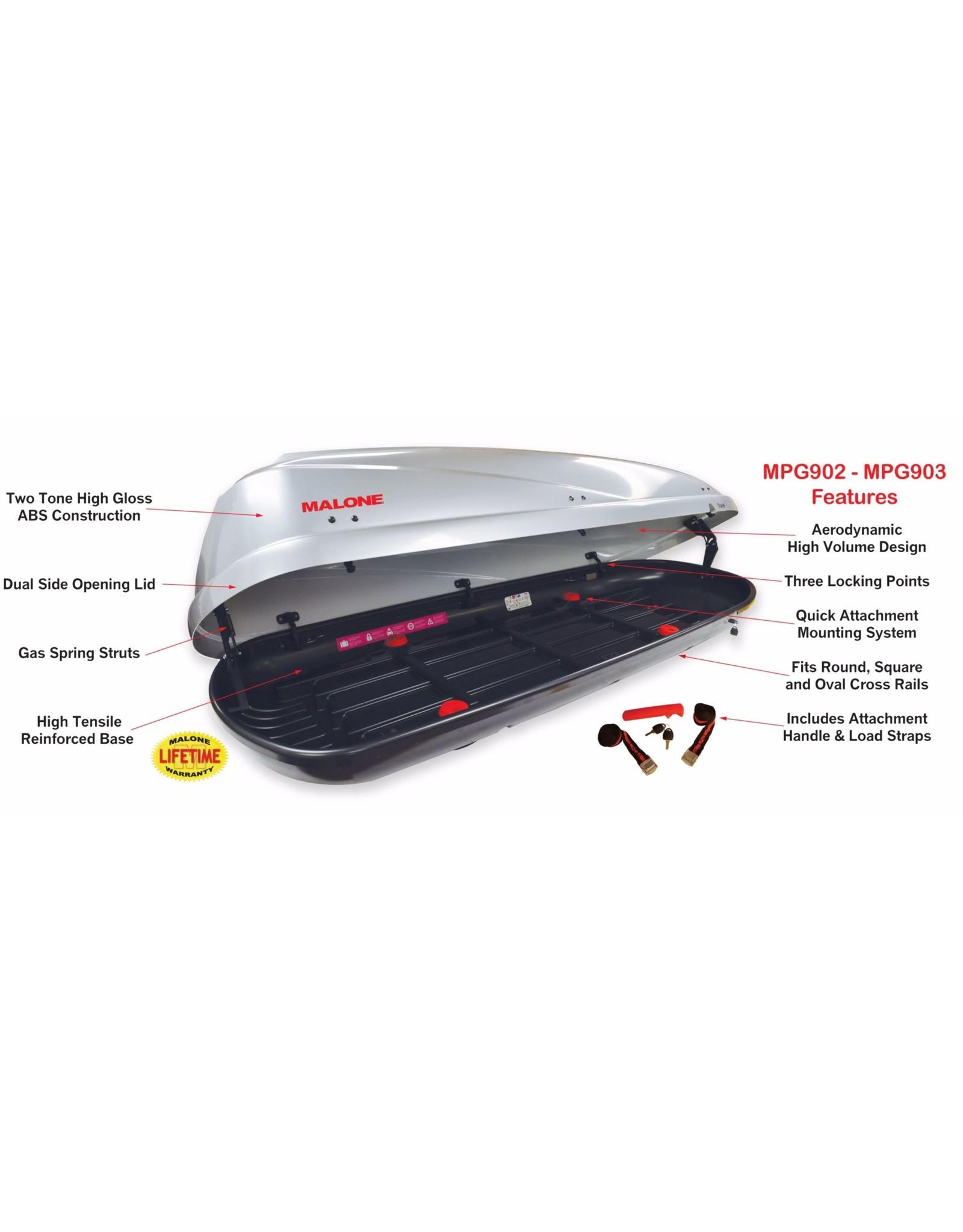 Malone Auto Rack Malone Cargo 16™ Rooftop Box