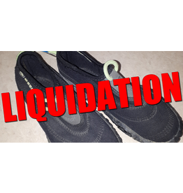 Aqua Lung Deep See Children's Water Shoe Medium (LIQUIDATION)