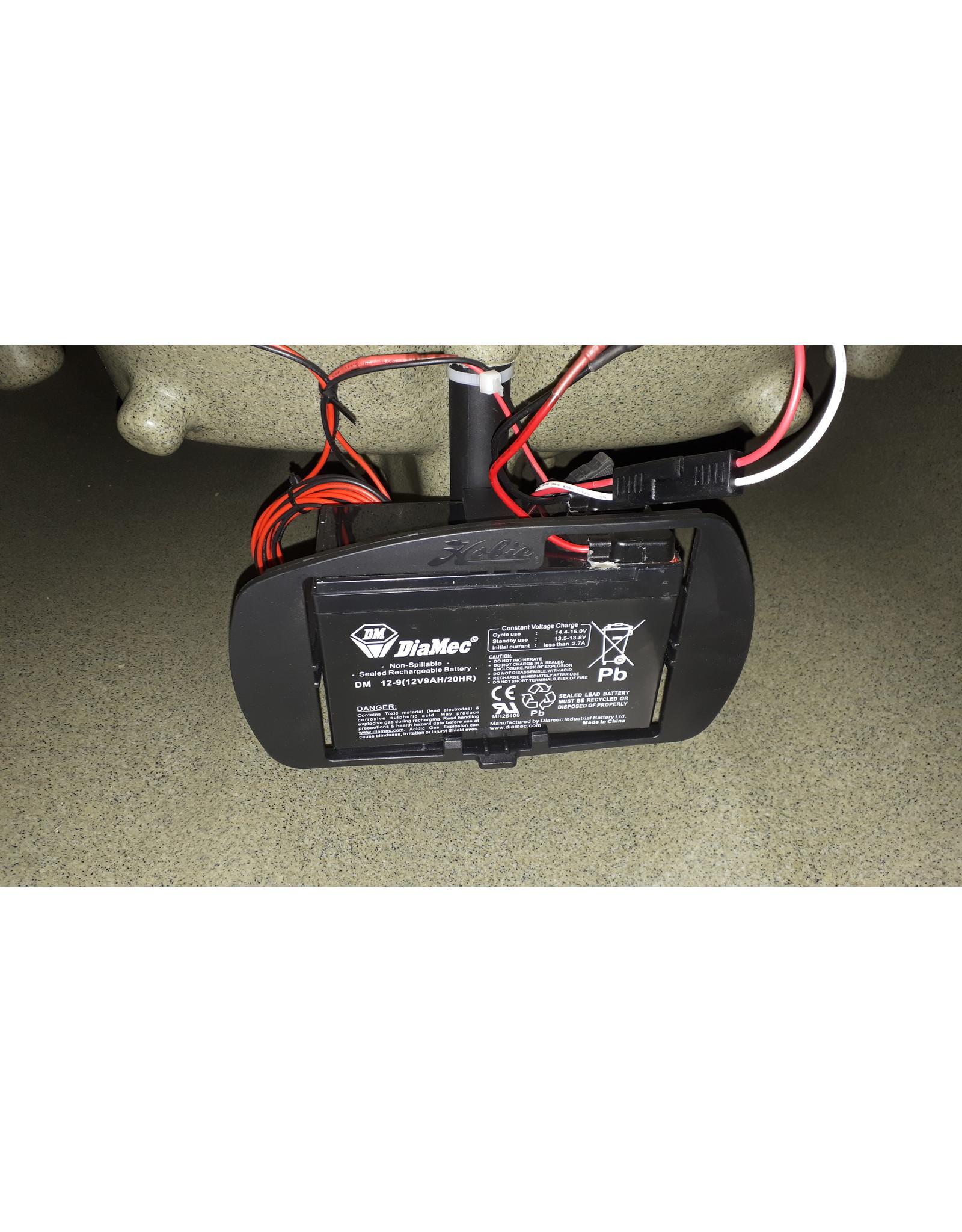 Hobie Hobie Acc. Support Batterie - Holder, 12v Ff Battery
