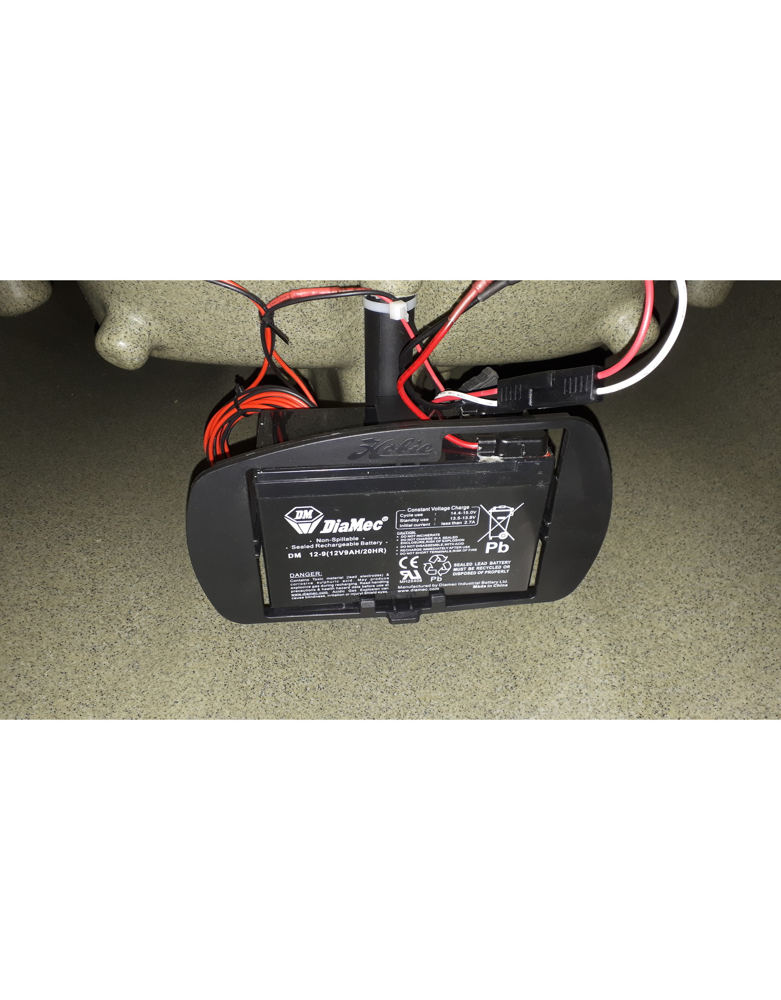 Hobie Hobie Holder, 12v Battery