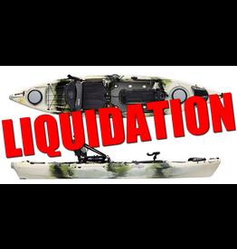 Jackson Kayaks Jackson kayak Cuda HD Forest (LIQUIDATION)