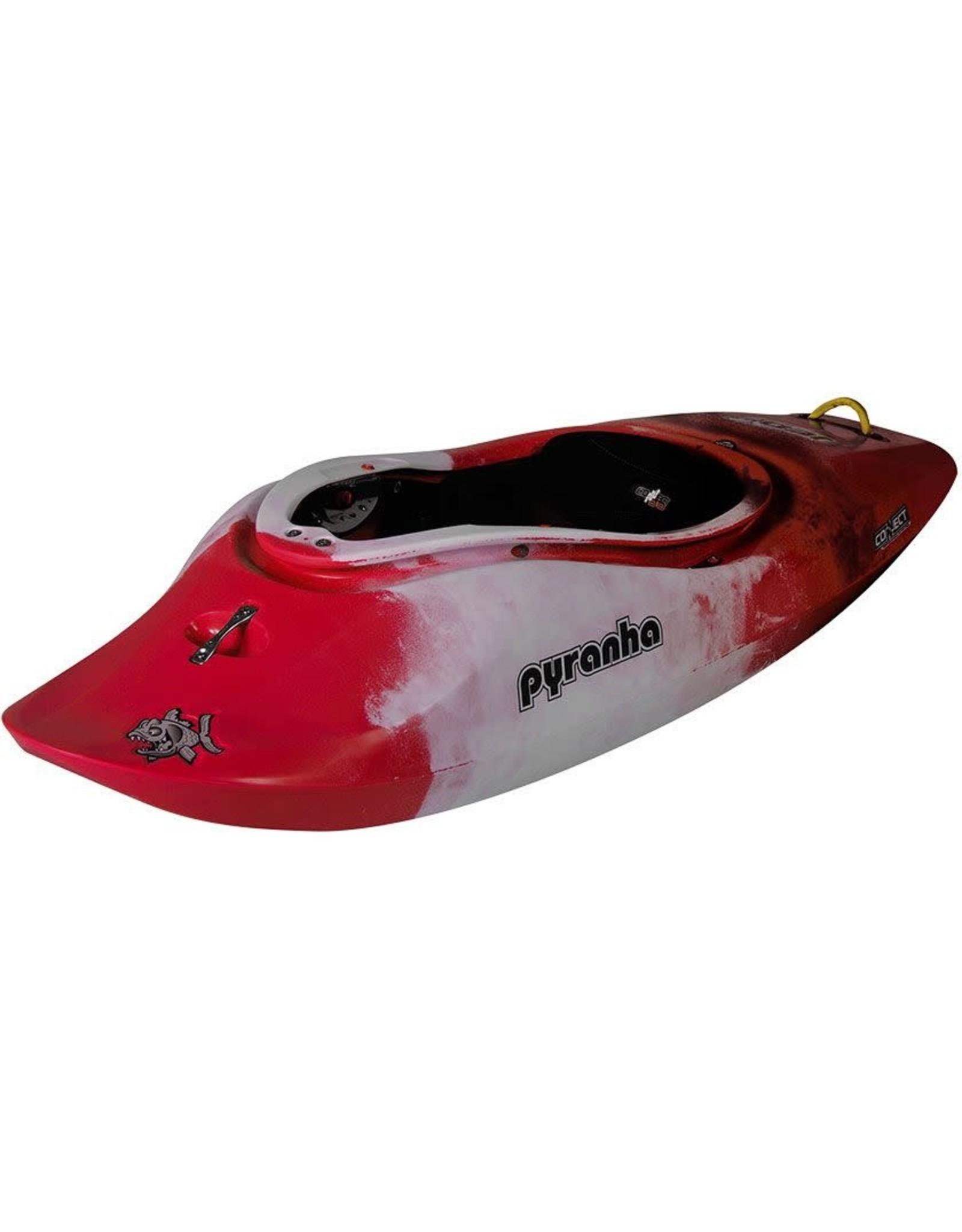 Pyranha Pyranha Jed Stout kayak Red/White/Grey Large (USED)