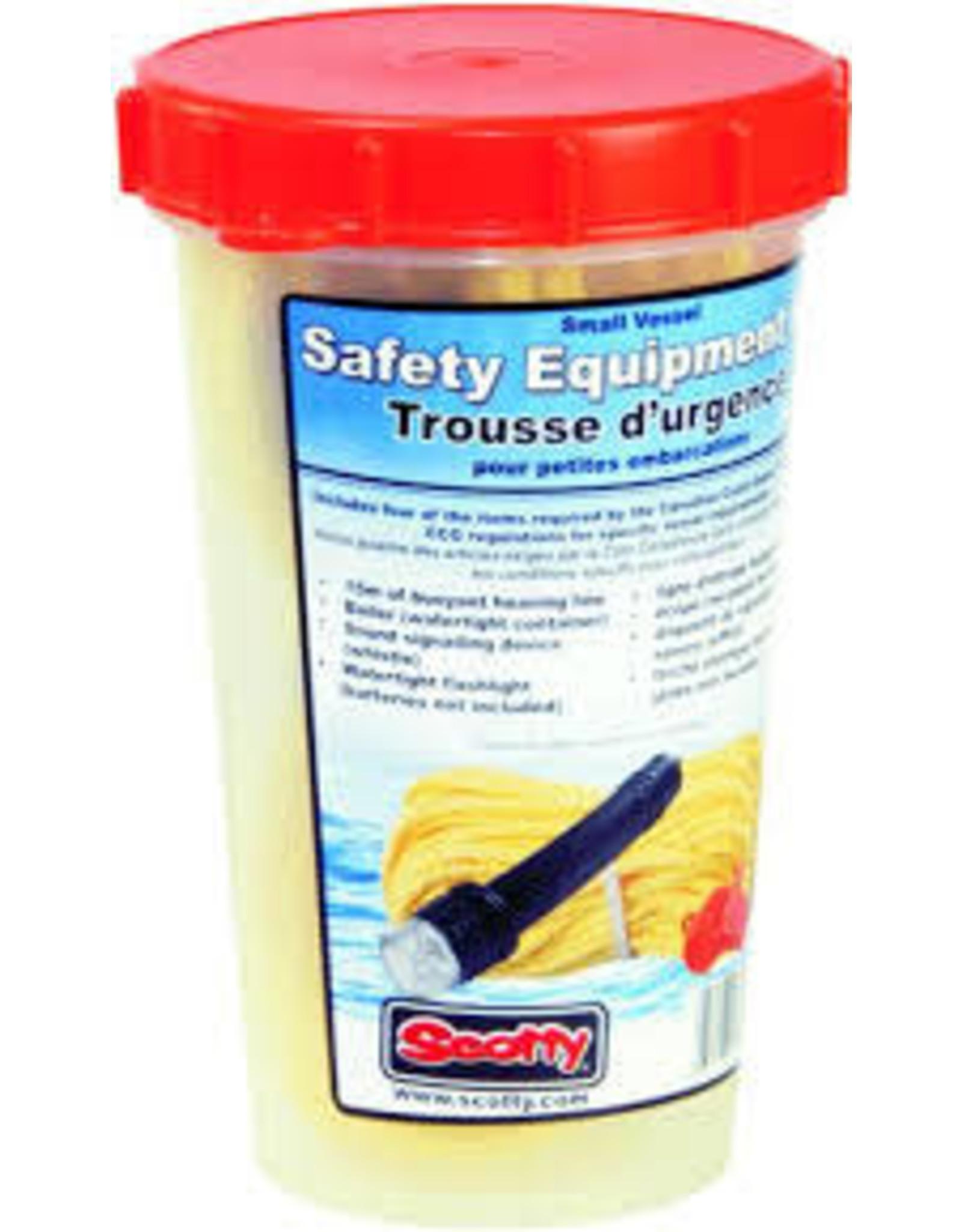 Scotty Scotty 779 Trousse d'équipement de sécurité pour petits bâtiments