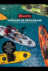 Scotty Scotty 111 Trousse de départ pour kayak de pêche