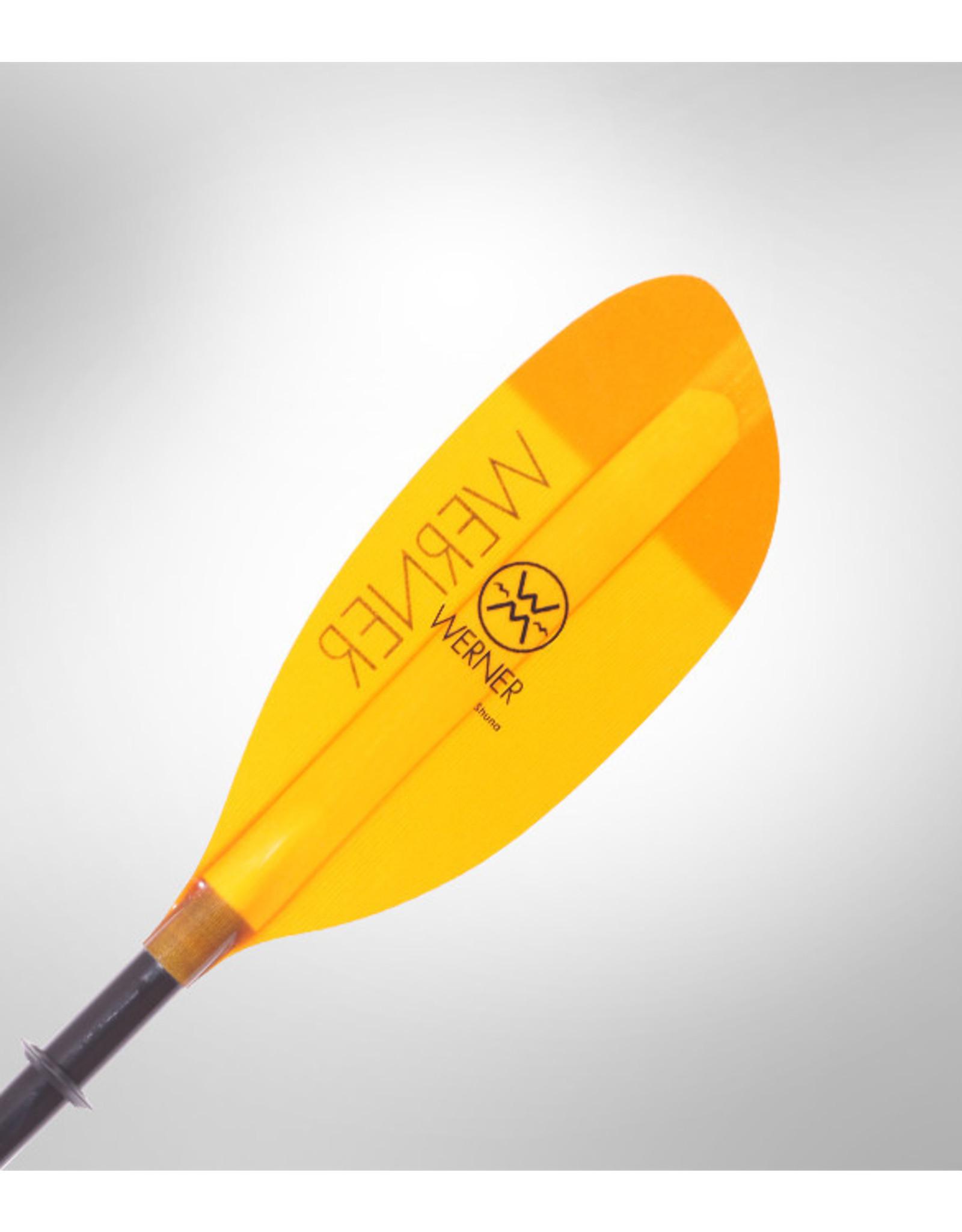 Werner Werner Shuna 2pc paddle