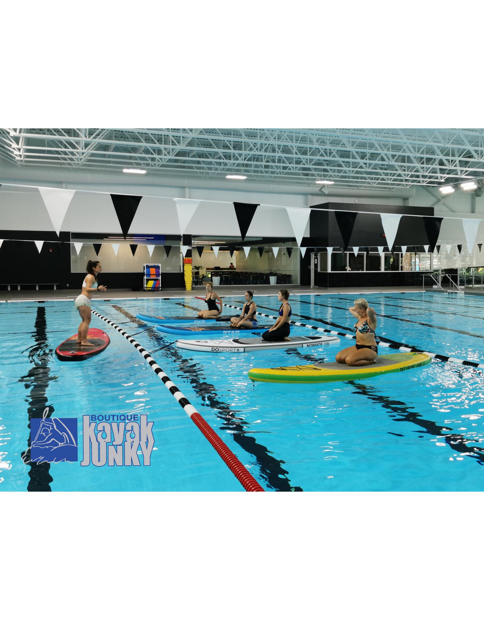 Kayak Junky Kayak Junky 1 cour Mix (fitness & yoga) Piscine