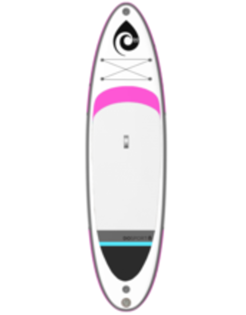 DoSport DoSport SUP inflatable Aqua 100 (+kit)