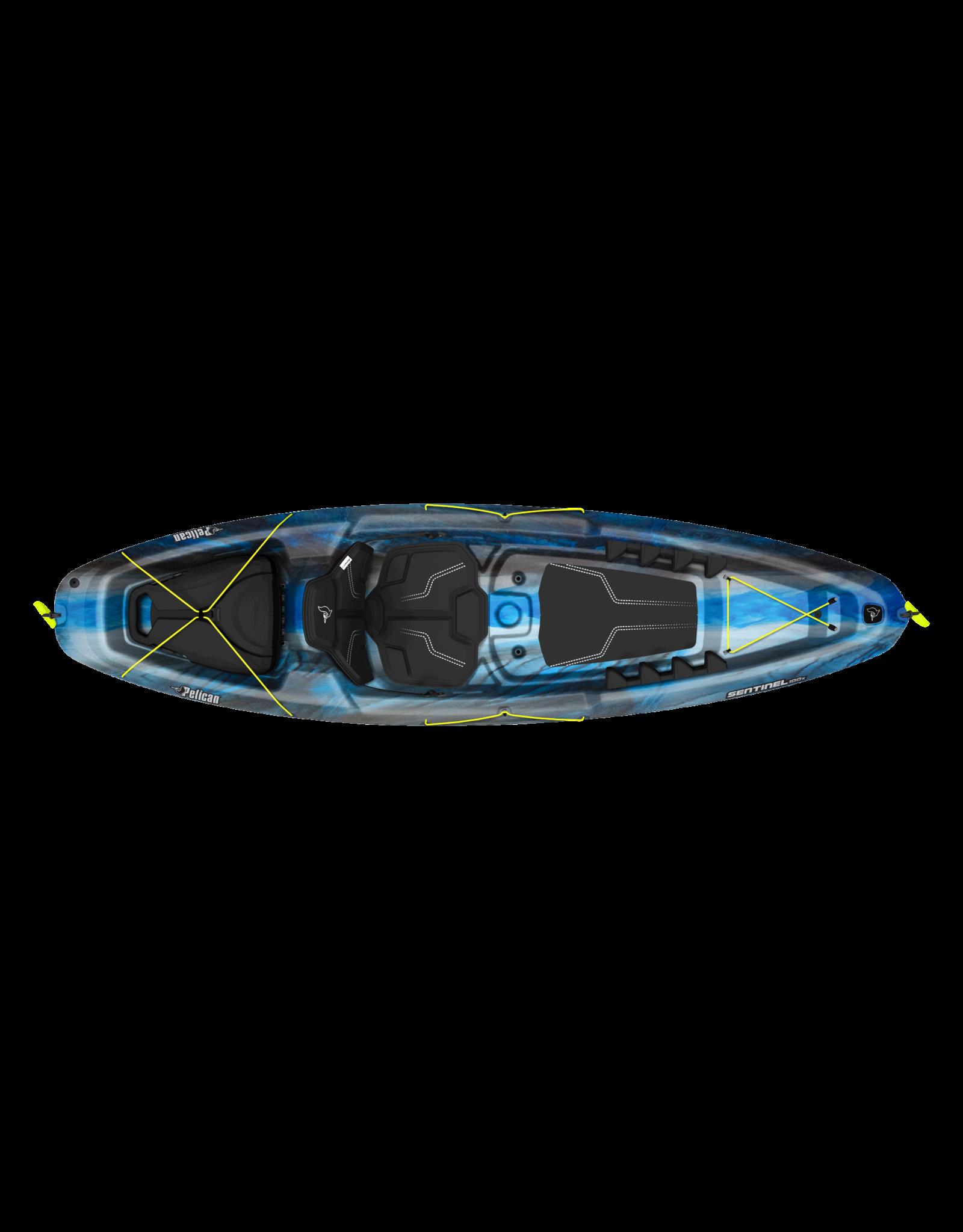 Pelican Pelican kayak Sentinel 100X EXO Neptune/White