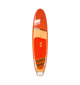 Pelican Pelican SUP Moorea 116 Orange/Wood