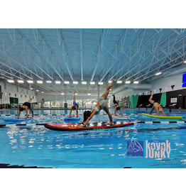 Kayak Junky Kayak Junky Session de 5 cours SUP (fitness & yoga) Sunday March 8