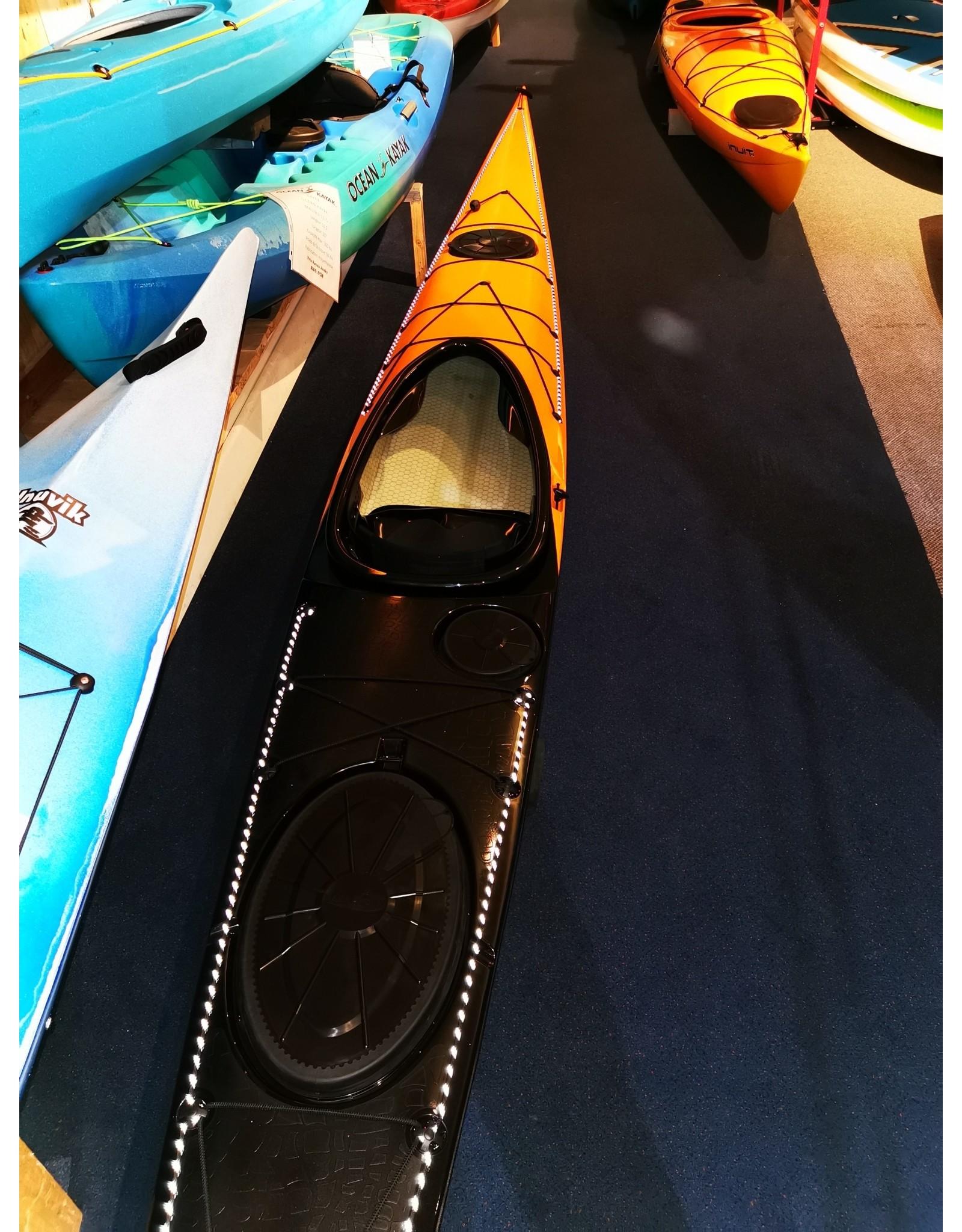 Zegul Zegul kayak Greenland T A-Core Orange/Black