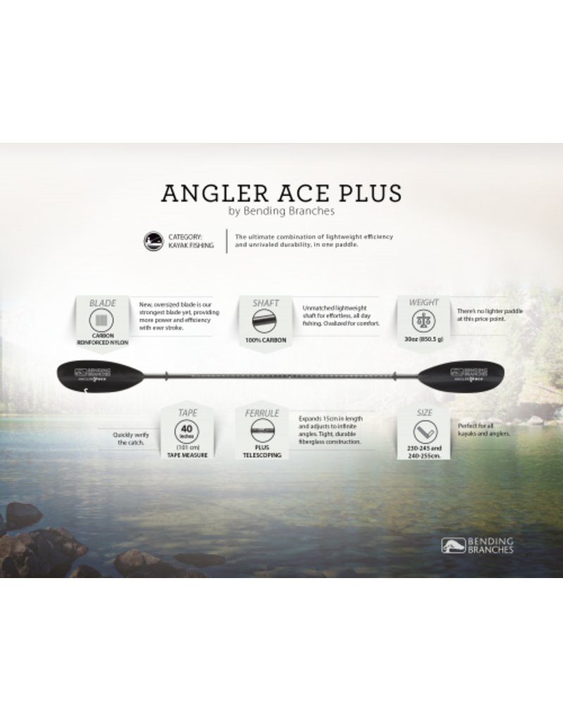 Bending Branches Bending Branches Angler Ace Plus 240-250