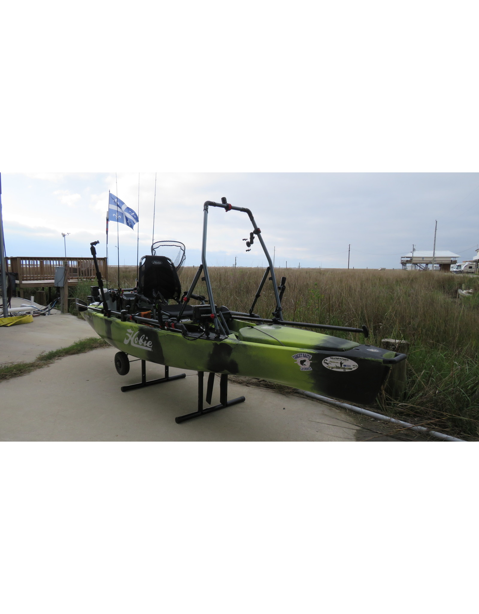 Hobie Hobie Acc. H-Bar Pro Angler (USAGÉ)