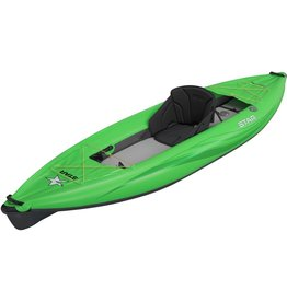 Star Star kayak Paragon gonflable Lime