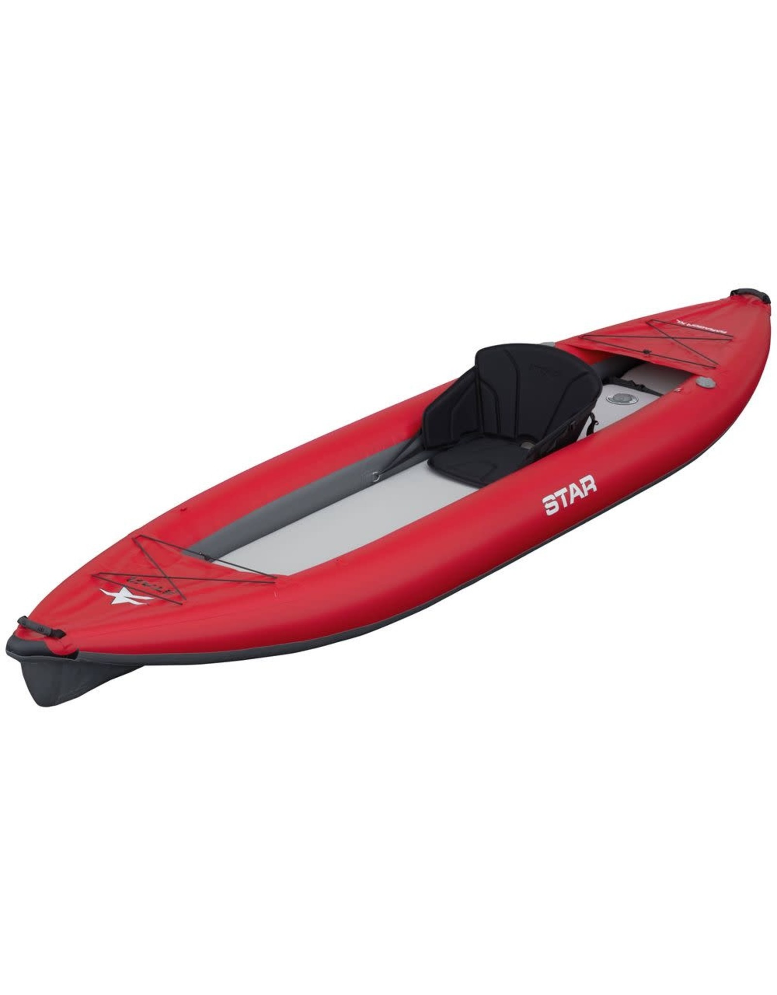 Star Star kayak Paragon XL gonflable Rouge (2019)