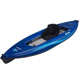Star Star kayak Paragon gonflable Bleu