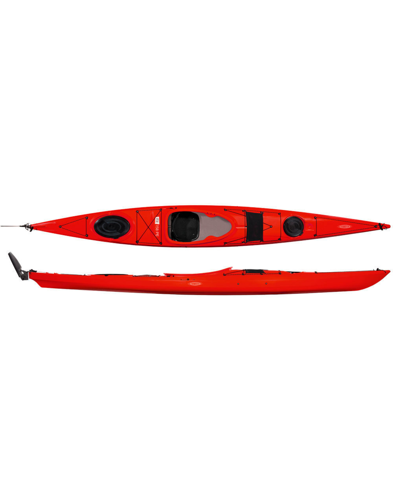 Tahe Marine Tahe Marine Kayak Fit 158 Rouge