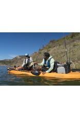 Hobie Hobie kayak Compass Duo MirageDrive Kick-Up Fin Papaya