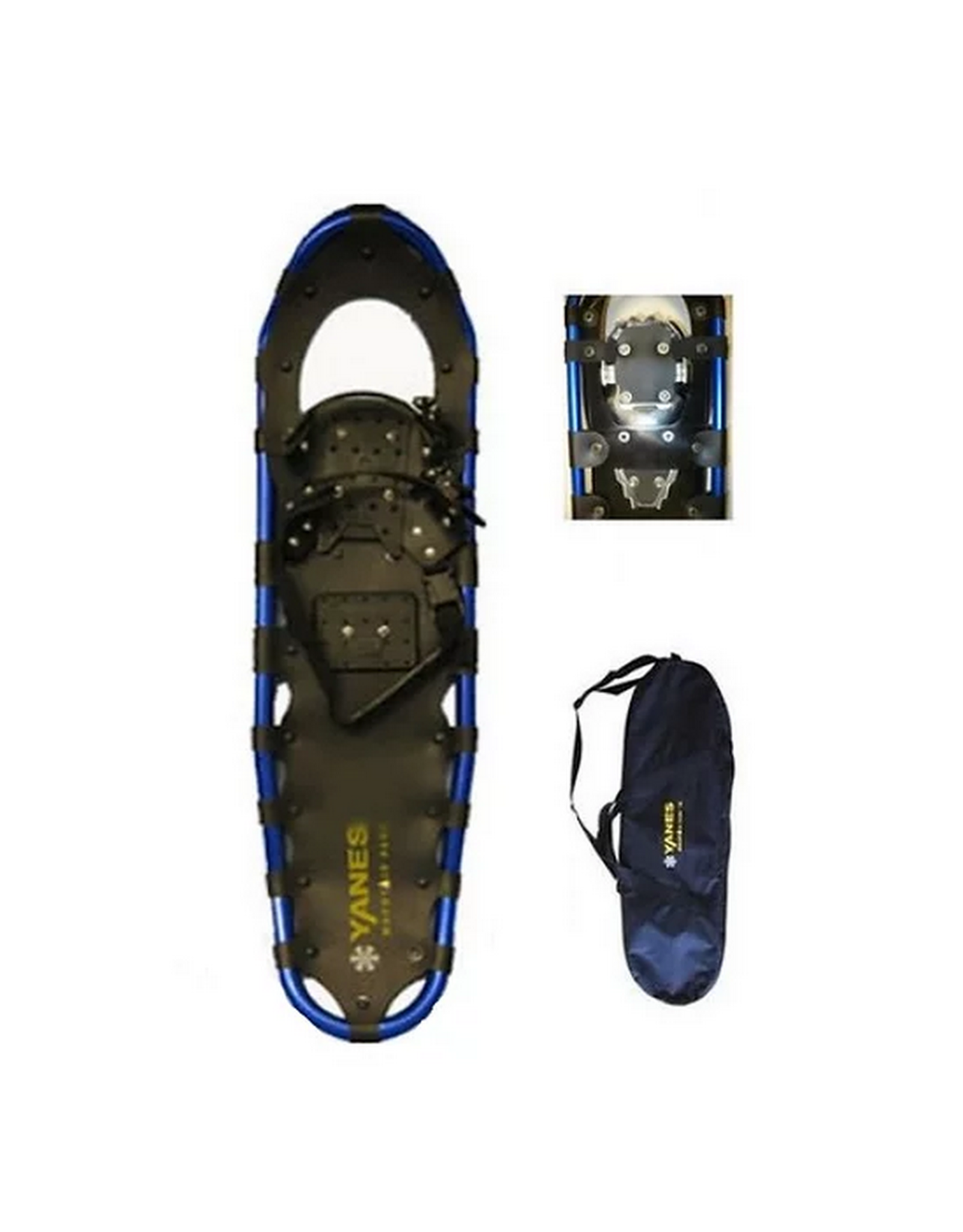 Yanes Yanes Mountain Pass Snowshoes