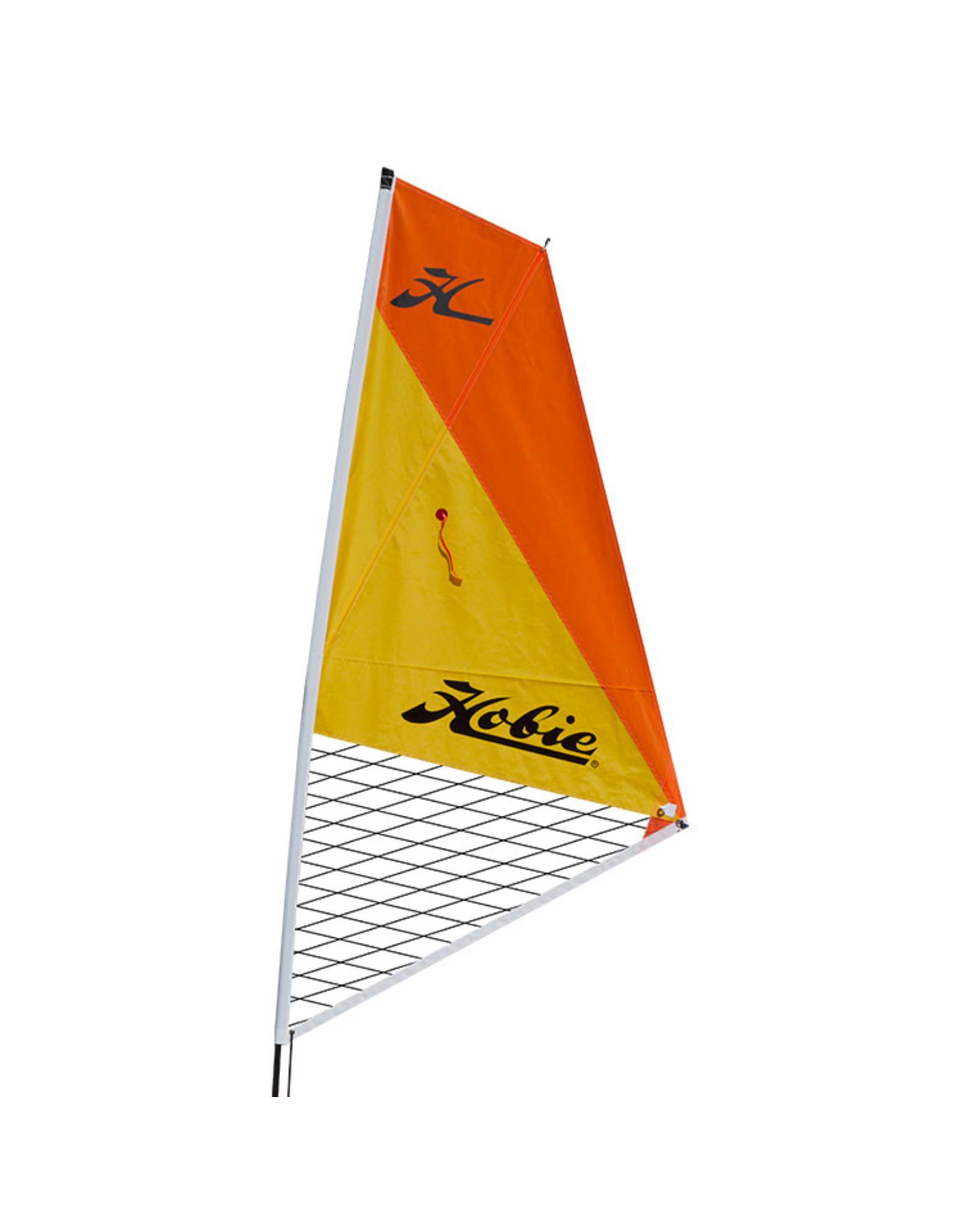 Hobie Hobie Acc. Voile - Sail Kit Kayak Papaya/Orange